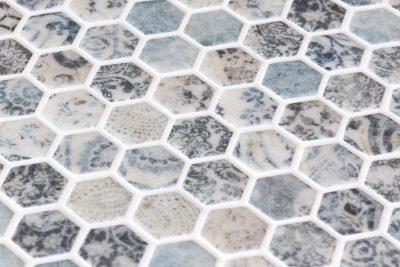Mosaikfliesen Sechseck kaufen