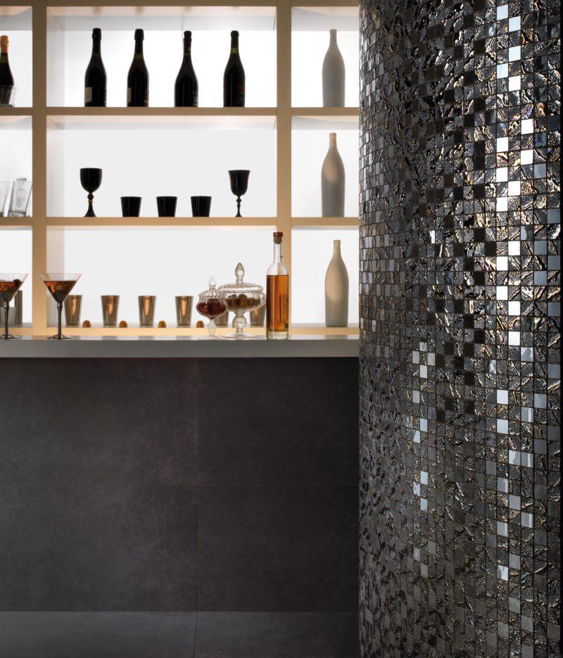 Luxus Mosaik Exklusives Mosaik Feinsteinzeug